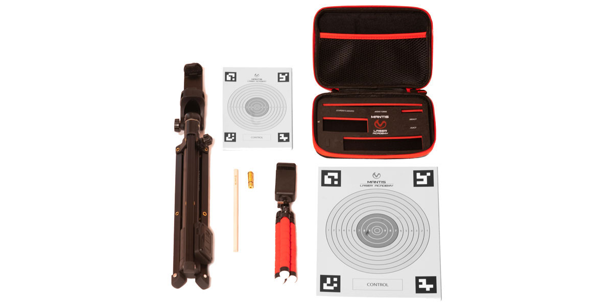 Mantis Laser Academy Training Kit, Standard - 9MM