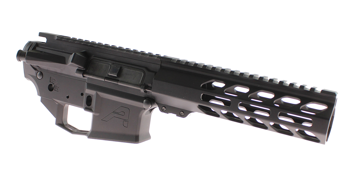 DD Custom Arms AR-15 Builder Set Featuring Aero Precision M4E1 Upper and Lower Receivers, Davidson Defense 7