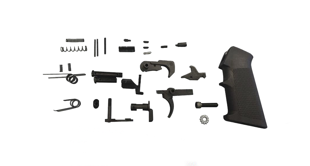 Tactical Superiority LR-308 Mil-Spec Quality Lower Parts Kit