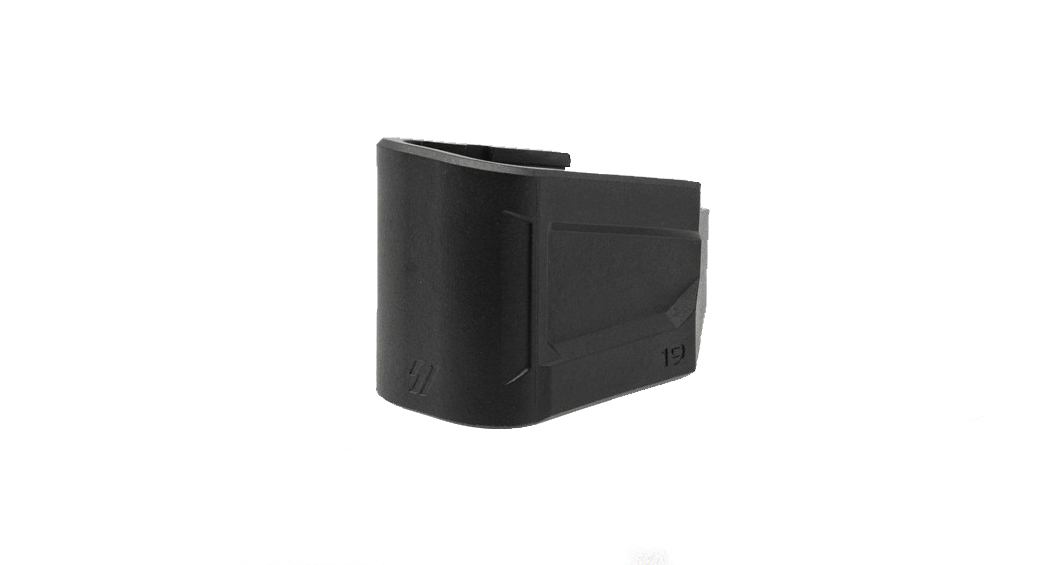 Strike Industries Extended Magazine Plate for GLOCK G19(9MM) & G23(40CAL)