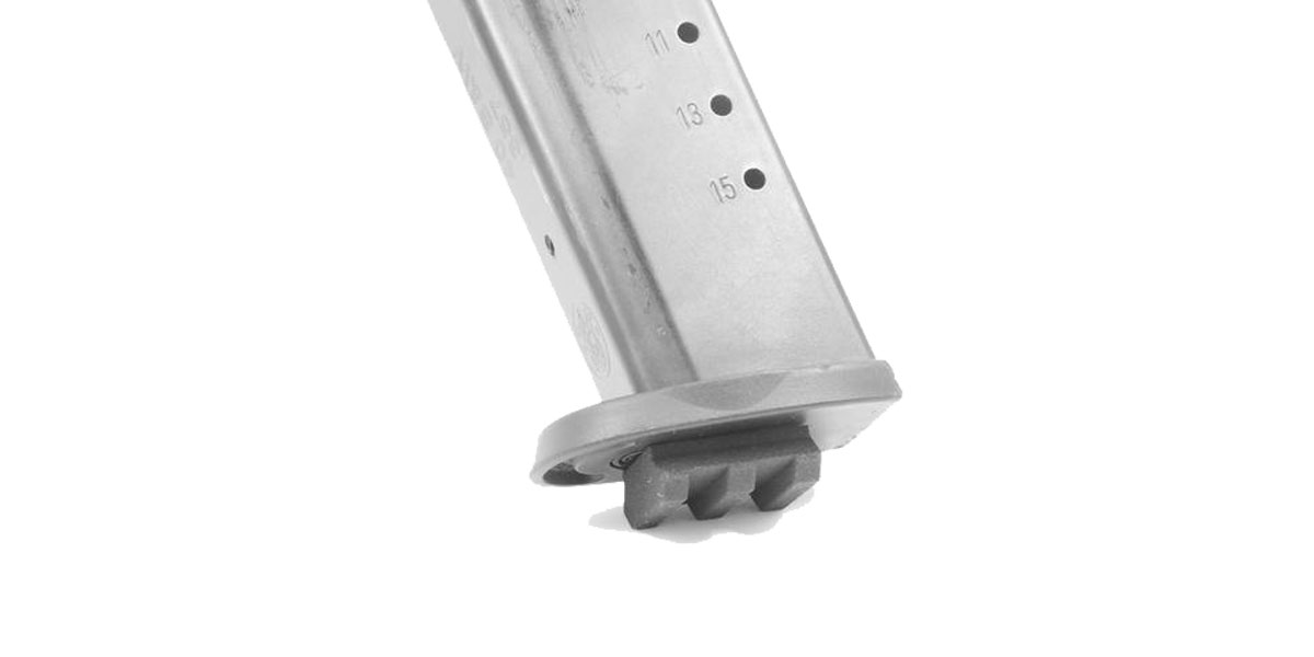 Mantis MagRail - Universal - Magazine Floor Plate Rail Adapter, Designed for MantisX System, Attaches via Adhesive