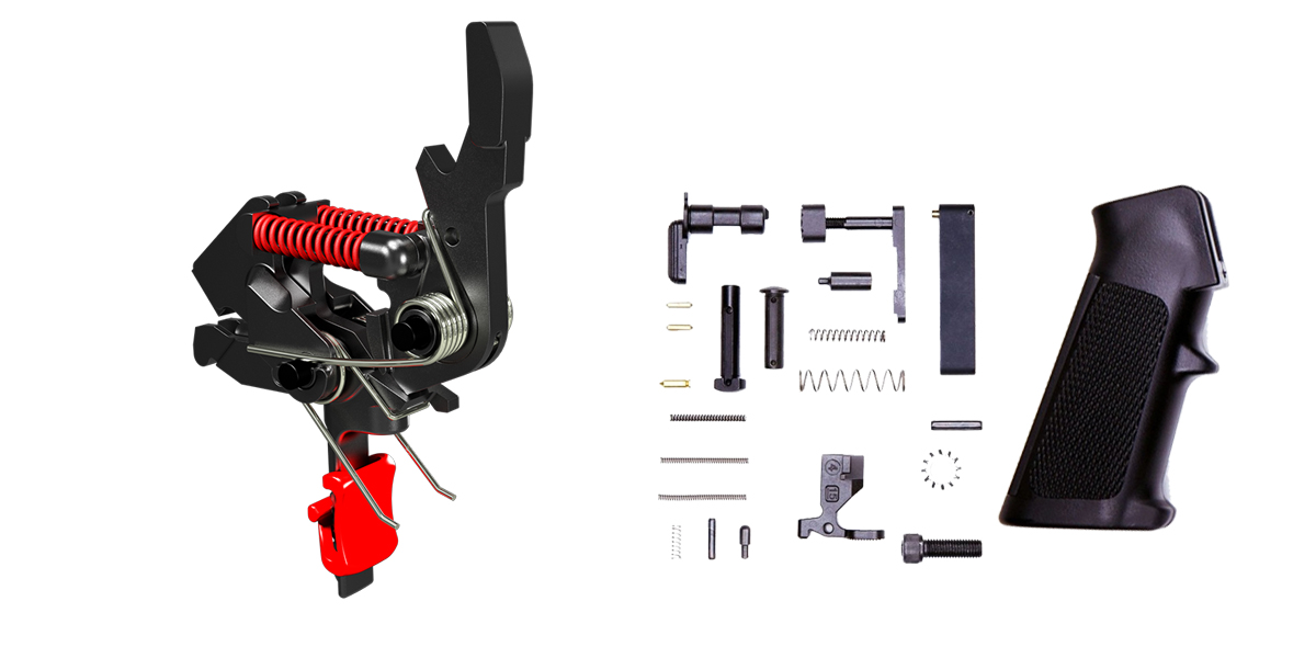 Custom Deal Hiperfire Competition Trigger + KAK Lite LPK *Add to Cart for Special Price*