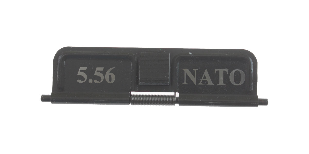 Custom Deal AR-15 Custom Engraved KAK Industries Dust Door - 5.56 NATO