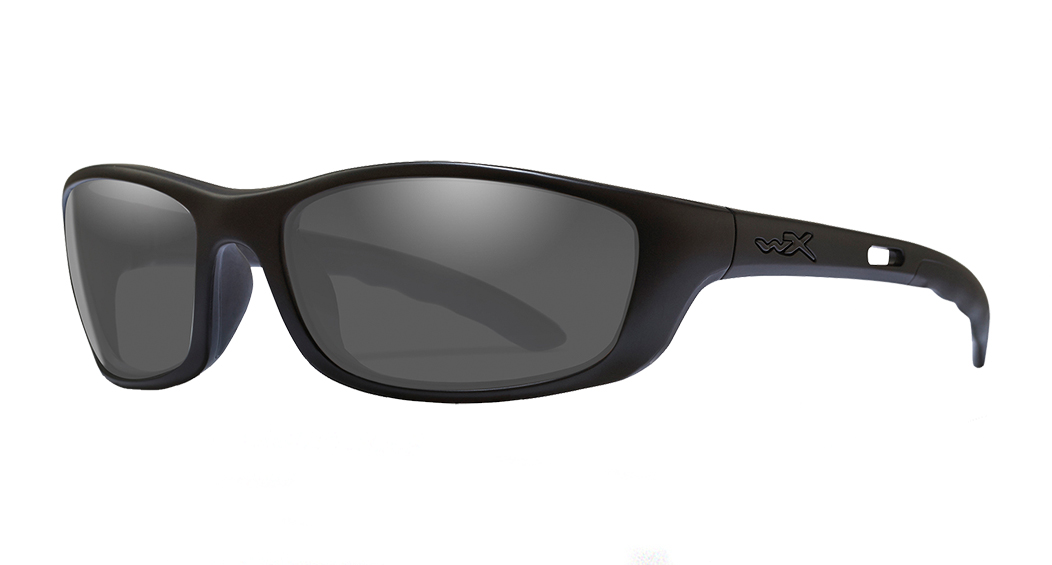 Wiley X P-17 Safety Glasses Grey Lens