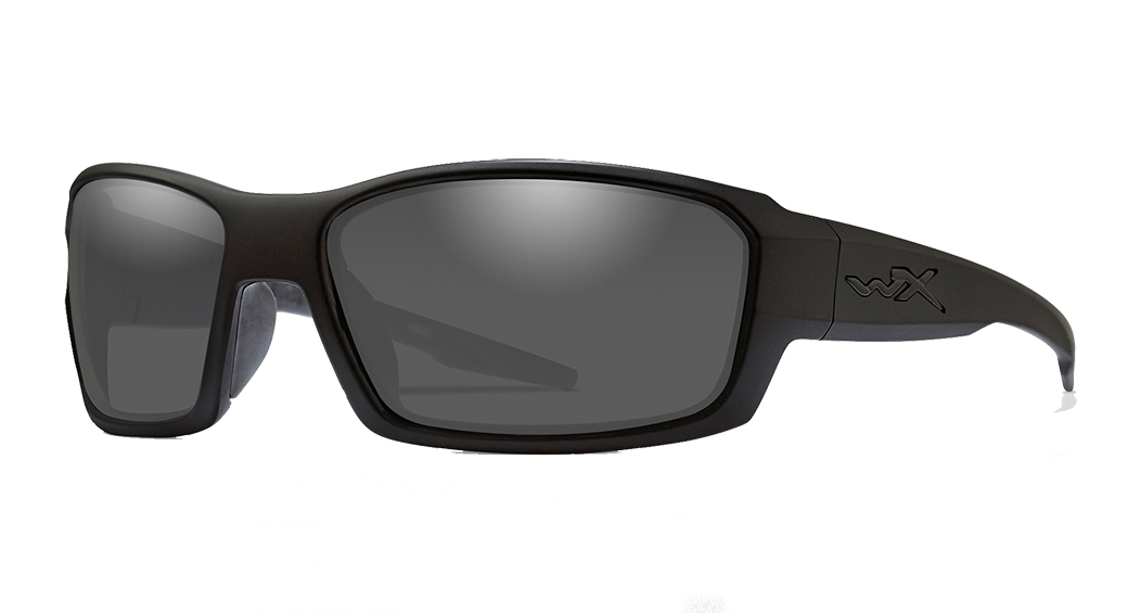 Wiley X REBEL Safety Sunglasses - Grey Lens