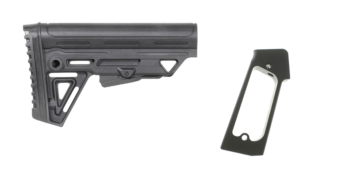 Custom Deal Stock and Pistol Grip Furniture Set: Featuring Trinity Force + JE Machine