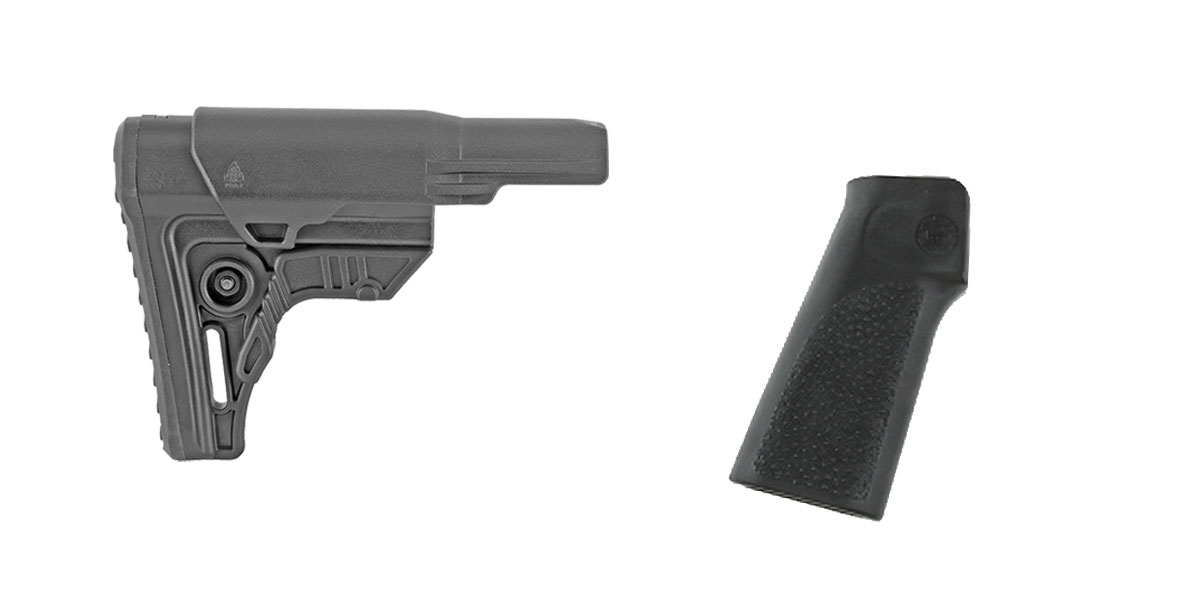 Custom Deal Stock and Pistol Grip Furniture Set: Featuring Leapers + Hogue