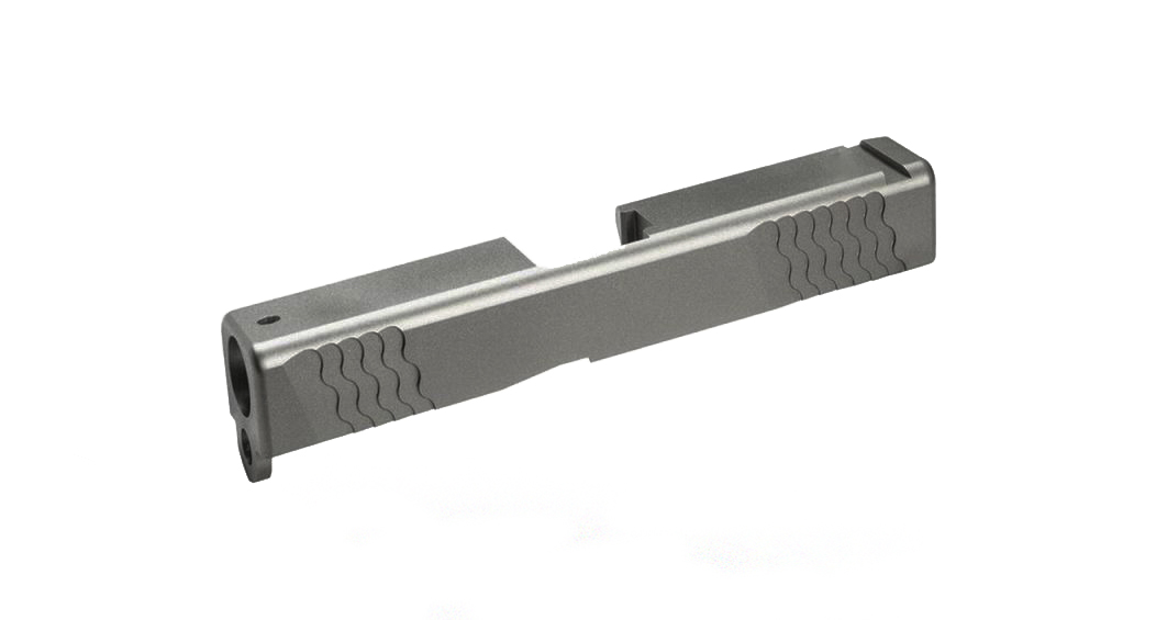 Lone Wolf. AlphaWolf Slide Compatible with Glock 17 9mm Gen3 Wave