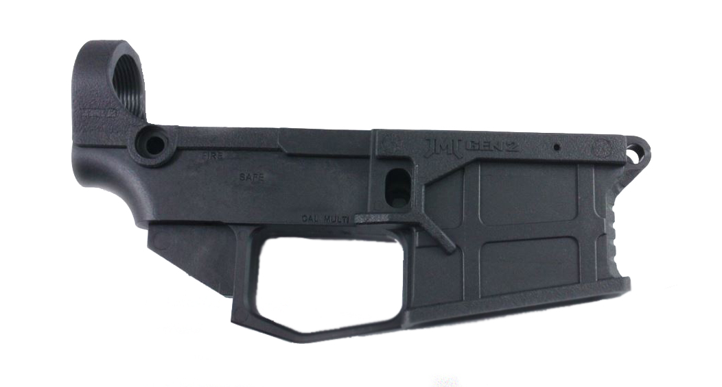 JMT AR-15 Equalizer 80% Polymer Lower with Jig