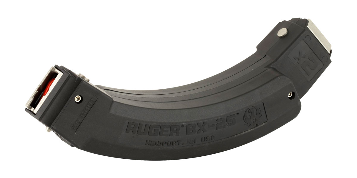 Ruger 10/22 BX-25 22LR 25 Rd Double Magazine - Made Together