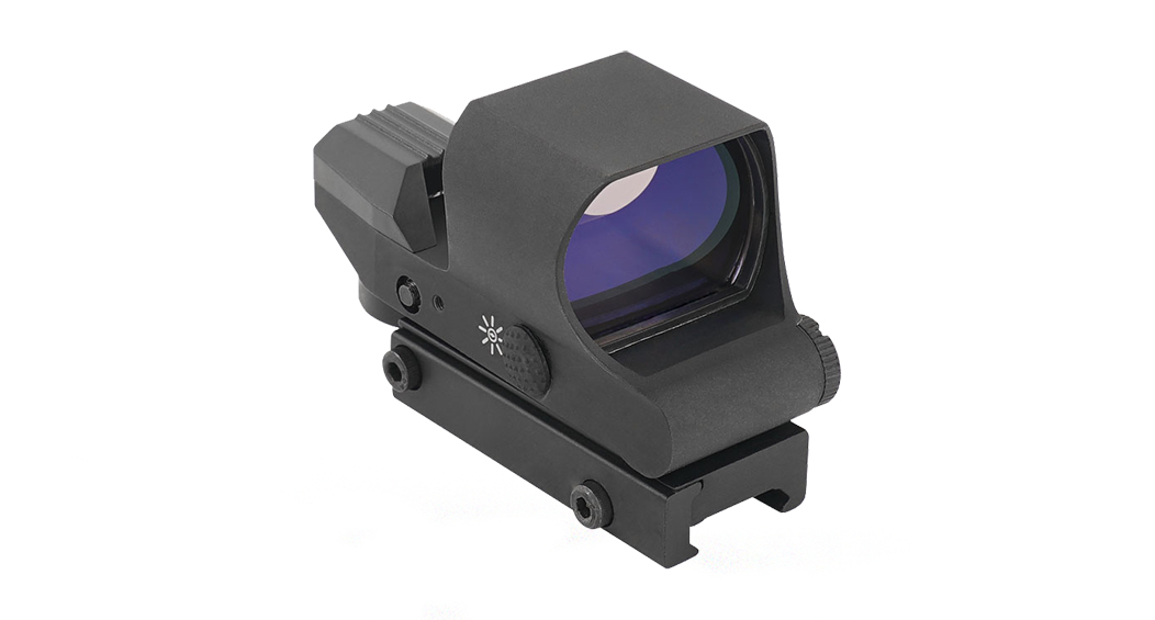 Trinity Force Reflex V5 Sight Weaver Base Red Illum.