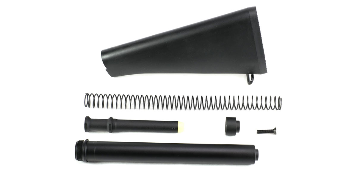 KAK AR-15 Rifle A2 Buttstock Kit