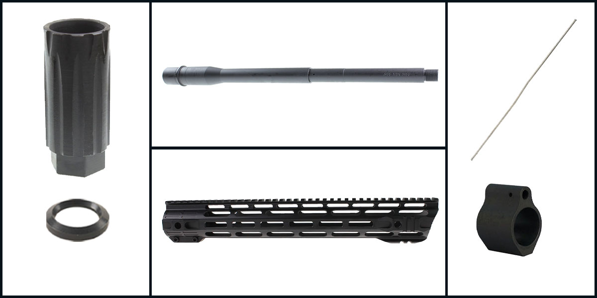 Custom Deal LR-308 Starter Kit Featuring: 16
