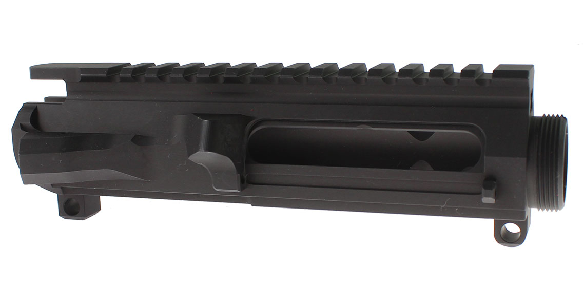 Davidson Defense AR-15 Billet Stripped Upper - USA Made
