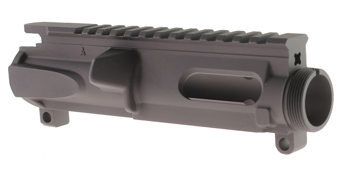 M4A4 Anchor Harvey Pistol Caliber Stripped Upper Receiver