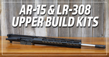 AR-15 and 308 upper build kits