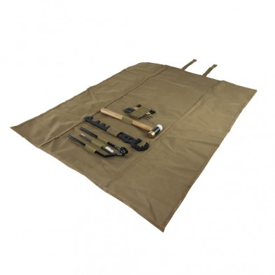 AR15/M4 Roll Out Gunsmithing Tool Kit - Tan