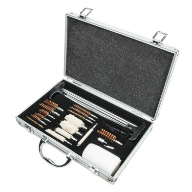 Universal Deluxe Cleaning Kit - Pistol - Rifle - Shotgun