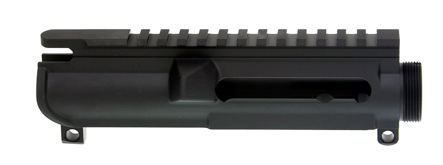 Davidson Defense AM-15 Stripped Upper Receiver No Forward Assist & No Dust cover - 7075 T6 Aluminum