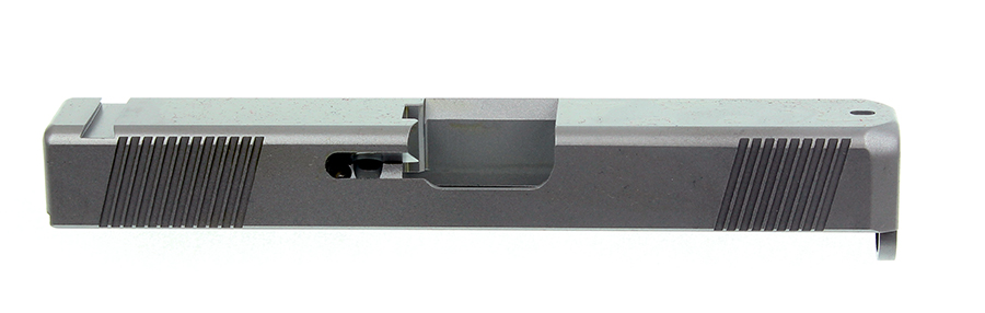 Alpha One Glock 19 Gen 3 Stainless Steel Slide