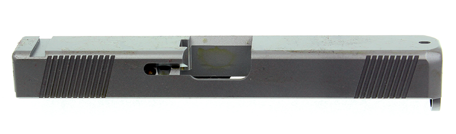 Alpha One Glock 17 Gen 3 Stainless Steel Slide