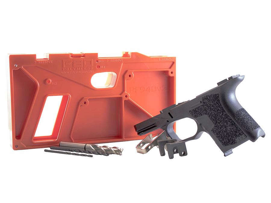 New Model RL556v3 Polymer 80 80% Ar-15 Lower Includes Jig