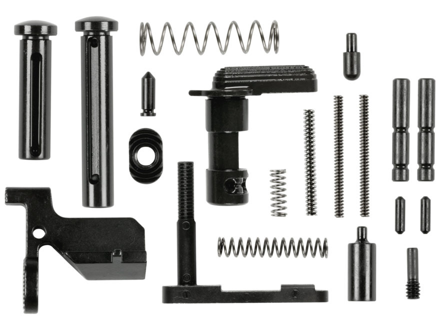 AR LOWER PARTS & COMPONENTS