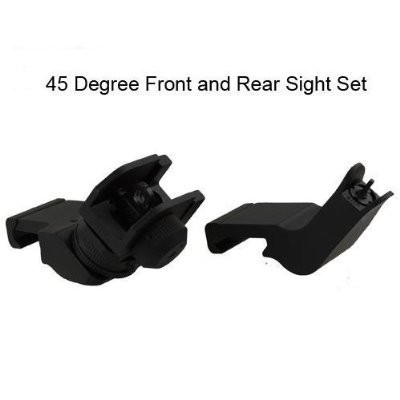 Rapid Transition 45 Degree Offset Sights Picatinny