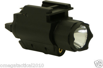 NcStar Green Laser & FlashLight Combo Sight All In one