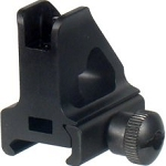 Low Profile AR Front Sight A2 Square Post Picatinny Mount