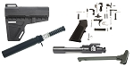 KAK Blade AR-15 5.56/.223/.300 BLKOUT/.350 Legend Finish Your Pistol Kit