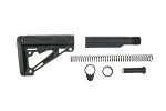Hogue Collapsible Stock + Mil-Spec Buffer Tube Kit