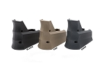 Armaspec Rhino R-23 Tactical Integrated Grip Magwell Funnel - *Pick Your Color Magwell Funnel*