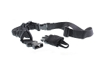 Omega Mfg. Single Point Cobra Sling - Black