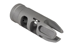 Aero Precision VG6 EPSILON 556SL BBSS Muzzle Break 5.56 .223 DIA 1/2x28  **Satin Grey Finish**