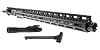 "Davidson Defense ""Rigel"" AR-15 Upper Receiver 18"" Ultra-Match 6.5 Grendel Stainless H-BAR 1-8T Barrel 19"" M-Lok Handguard (Assembled or Unassembled)"