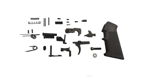 Lakota Ops LR-308 Mil-Spec Quality Lower Parts Kit (LPK)  **100% American Made**