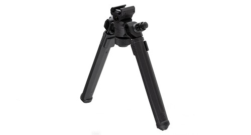 Magpul Industries, Bipod, Hard Anodized 6061 T-6 Aluminum, Fits 1913 Style Picatinny Rails