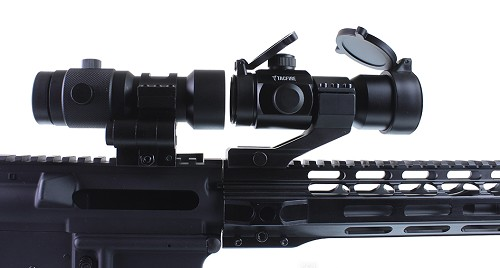 Custom Deal Tacfire Red Dot + 3x Magnifier Combo