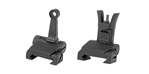 Custom Deal Midwest Industries Combat Rifle Front Sight + Midwest Industries Combat Rifle Rear Sight