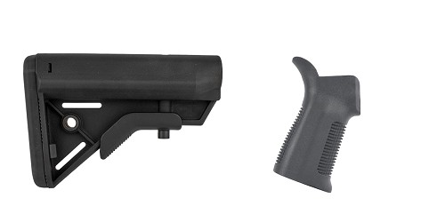 Custom Deal Stock and Pistol Grip Furniture Set: Featuring Davidson Defense + Trinity Force
