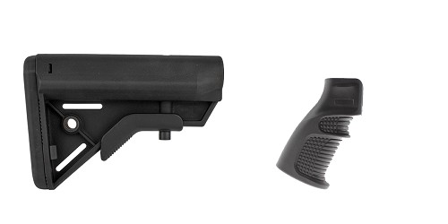 Custom Deal Stock and Pistol Grip Furniture Set: Featuring Davidson Defense + United Defense