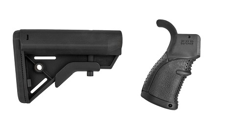 Custom Deal Stock and Pistol Grip Furniture Set: Featuring Davidson Defense + FAB Defense