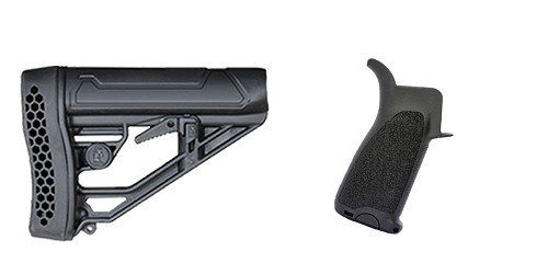 Custom Deal Stock and Pistol Grip Furniture Set: Featuring Adaptive Tactical + BCM