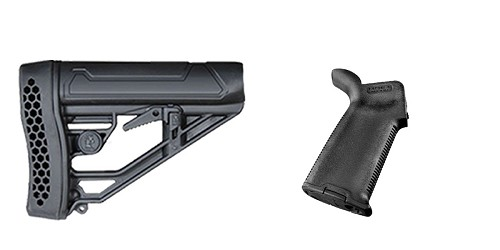 Custom Deal Stock and Pistol Grip Furniture Set: Featuring Adaptive Tactical + Magpul