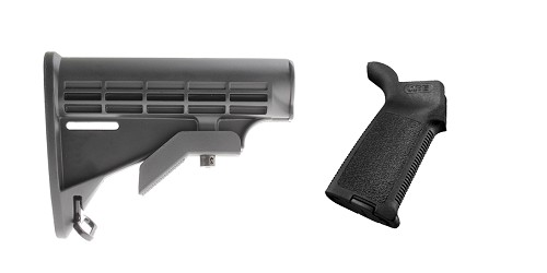 Custom Deal Stock and Pistol Grip Furniture Set: Featuring Lakota Ops + Magpul
