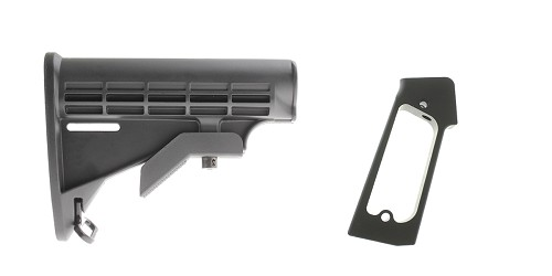 Custom Deal Stock and Pistol Grip Furniture Set: Featuring Lakota Ops + JE Machine