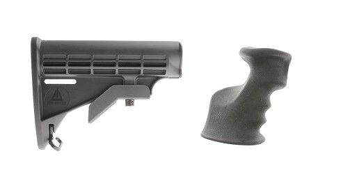 Custom Deal Stock and Pistol Grip Furniture Set: Featuring MMC Armory + JE Machine