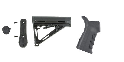 Custom Deal Stock and Pistol Grip Furniture Set: Featuring Lakota Ops + Trinity Force