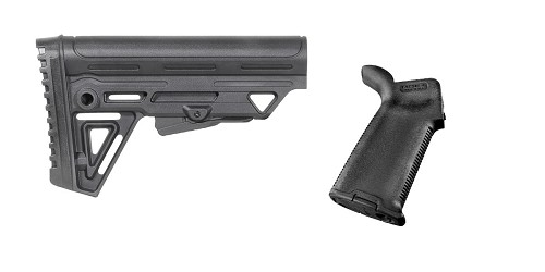 Custom Deal Stock and Pistol Grip Furniture Set: Featuring Trinity Force + Magpul